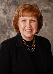 Dr. Mary Lou Frank, Vice-Chair